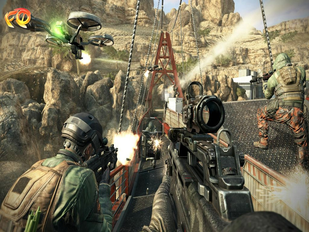 call of duty black ops 2 essay Surprising absolutely nobody, call of duty is getting another game this year, and as per activision's alternating annual release schedule, we're headed back to the black ops side-series.