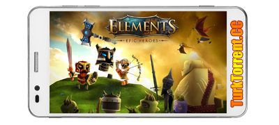 elements-epic-heroes-apk-indir