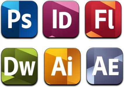 Photoshop eğitim seti indir, Dreamweaver CS6 eğitim seti indir, Flash eğitim seti indir, After effects eğitim seti indir, Fireworks eğitim seti indir