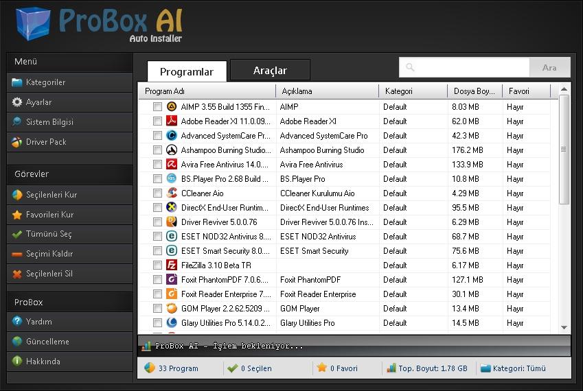 Format sonrası programlar, format sonrası programlar 2015, format sonrası programları indir. Format sonrası programları tek link olarak indirmek için tıklayın