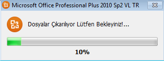 Microsoft Office Professional Plus 2010 Sp2 VL Türkçe İndir, Microsoft Office Professional Plus 2010 İndir