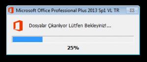 Microsoft Office Professional Plus 2013 Sp1 VL Türkçe Aralık 2014 İndir