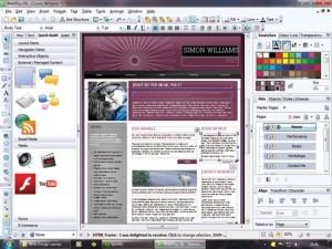 Serif WebPlus X7 Full İndir