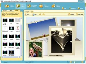 Wondershare photo collage studio, Wondershare photo collage studio full, wondershare photo collage studio keygen, photo collage studio indir