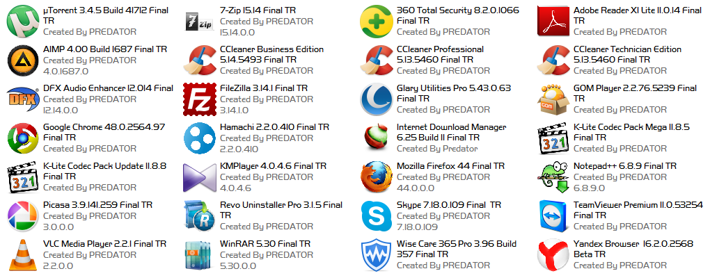 format-sonrasi-programlar-2016-full-indir