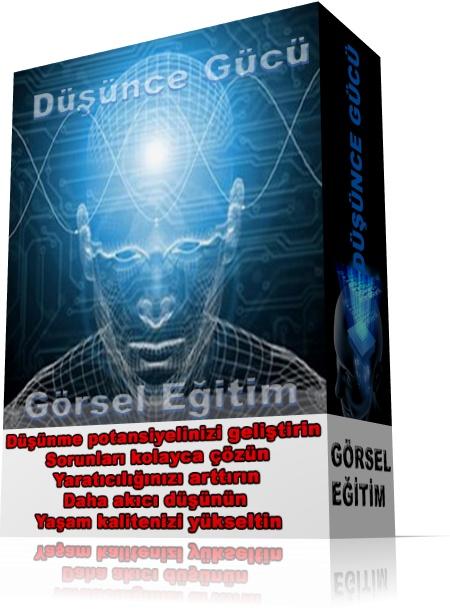 Düşünce Gücü eğitim seti,Düşünce Gücü görsel eğitim seti,Düşünce Gücü videoları,Düşünce Gücü,Düşünce Gücü seti