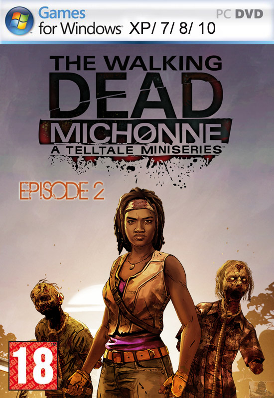 The Walking Dead: Michonne - A Telltale Miniseries 2016,The Walking Dead: Michonne - A Telltale Miniseries indir,The Walking Dead: Michonne - A Telltale Miniseries 2016 indir